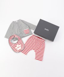 SHIPS KIDS/SHIPS KIDS:ロングスリーブ ギフトセット/001158293