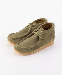 SHIPS KIDS/Clarks:WALLABEE BOOTS(junior)/001159217
