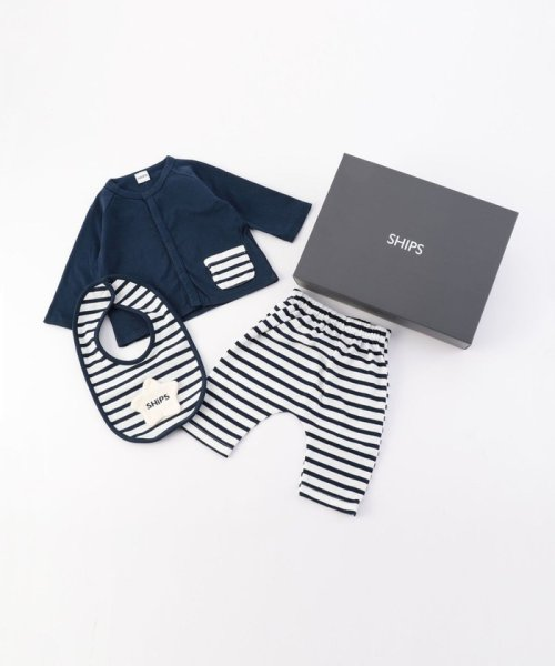 SHIPS KIDS(シップスキッズ)/SHIPS KIDS:ロングスリーブ ギフトセット/510030161