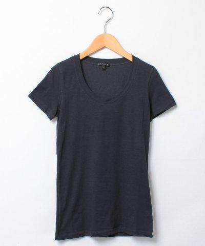 【Theory(セオリー)】UネックTシャツ STAY/JUIN2