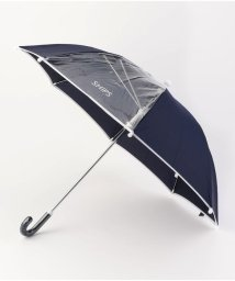 SHIPS KIDS/SHIPS KIDS:長傘【一面透明仕様】/001332119