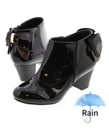 JELLY BEANS/【雨の日OK】バックリボンレインブーツ/001527919
