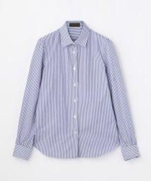 TOMORROWLAND collection/コットンストライプ レギュラーシャツ/001629328