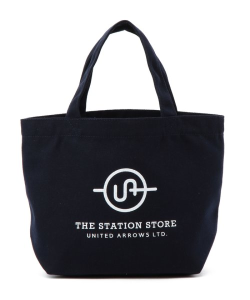 THE STATION STORE UNITED ARROWS LTD.(ザ ステーション ストア ユナイテッドアローズ)/<ST>カラー ロゴ トートバッグ S/69326990233