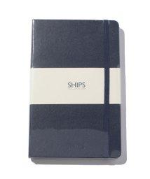 SHIPS MEN/MOLESKINE: SHIPS40周年別注 ノートブック 【LARGE】■/001654807
