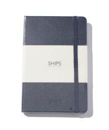 SHIPS MEN/MOLESKINE: SHIPS40周年別注 ノートブック 【POCKET】■/001654808