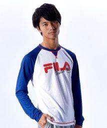 FILA/メッシュグラフィックロンT/001664916