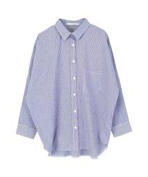 titivate/ドロップショルダービッグシャツ/001681941