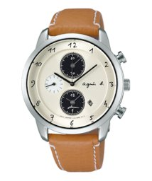 agnes b. HOMME/LM02 WATCH FBRD973/001708350