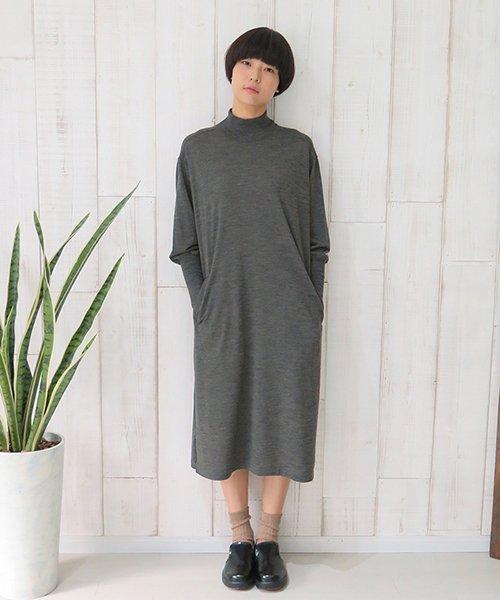ZUCCa(ズッカ)/ZUCCa / (D) Basic Soft Jersey / ワンピース/ZU61JH917