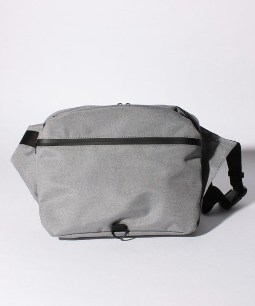 ONEDAY KMC(ワンデイケイエムシー)/ADAMPATEK/the bond/HEATHERED NYLON BODYBAG/AMPKB027