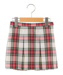 SHIPS KIDS/SHIPS KIDS:チェック スカート(100~130cm)/001762482