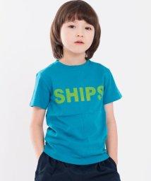 SHIPS KIDS/SHIPS KIDS:ロゴ TEE(100~130cm)/001759974