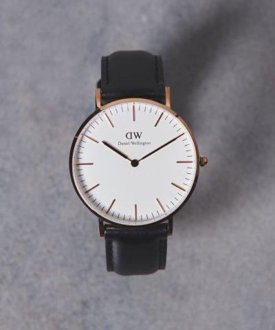 【UNITED ARROWS(ユナイテッドアローズ)】<Daniel Wellington(ダニエルウェリントン)> CLASSIC SHEFFIELD 36MM 腕時計