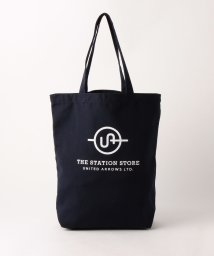 THE STATION STORE UNITED ARROWS LTD./<ST> カラー ロゴ トートバッグ M/001807982