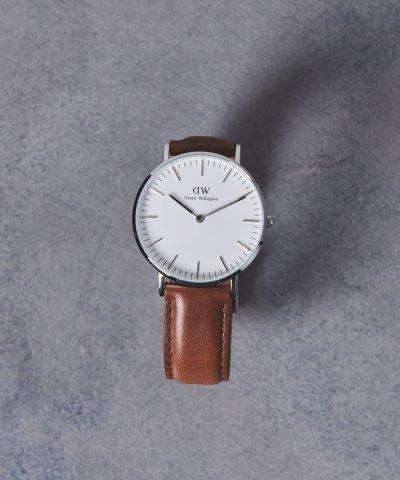 【UNITED ARROWS(ユナイテッドアローズ)】<Daniel Wellington> CLASSIC ST ANDREWS (ST Mawes)36MM 腕時計