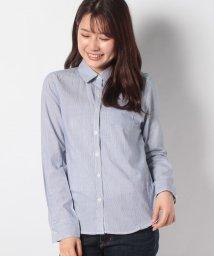 KOBE LETTUCE/ストライプ・チェック柄コットンシャツ/001816439