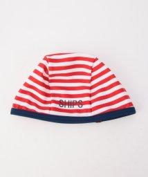 SHIPS KIDS/SHIPS KIDS:ボーダー スイムキャップ 16SS/001821888