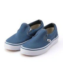 SHIPS KIDS/VANS:CLASSIC SLIP-ON(16~21cm)/001830560