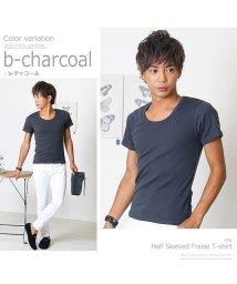 improves/【IMP】T/Cフライス半袖Tシャツ/001854504