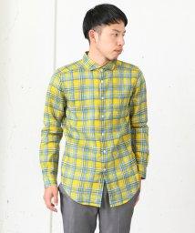 URBAN RESEARCH/【WAREHOUSE】麻タータンチェックシャツ/001875783