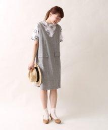 coen/ポンチジャンパースカート/001887441