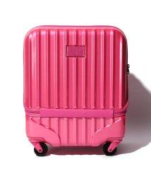 BENETTON (UNITED COLORS OF BENETTON)/フロントオープンキャリーケース・スーツケース(S)機内持込可 容量約24L/001893807
