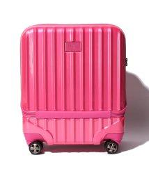 BENETTON (UNITED COLORS OF BENETTON)/フロントオープンキャリーケース・スーツケース(M)機内持込可 容量約38L/001893808