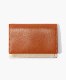 TOMORROWLAND GOODS/glazing goatskin / card カードケース/001914854
