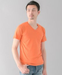 URBAN RESEARCH/US MADE V‐NECK T‐SHIRTS/001928261