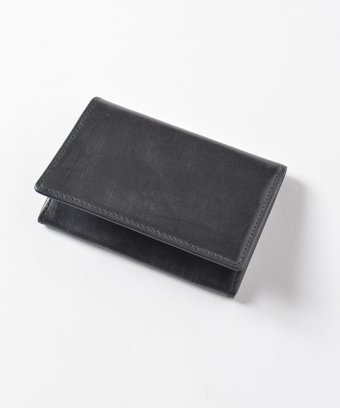 SD: 【ブライドルレザー】 カードケース(名刺入れ)