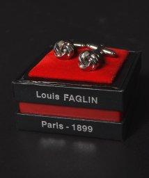 SHIPS MEN/LOUIS FAGLIN: 『FOREVER LOVE』 シルバー カフスリンクス/001964314