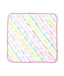 PINK-latte/プリントミニタオル/001971467