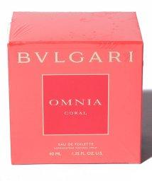 Fragrance Collection/【BVLGARI】オムニア コーラル オードトワレ 40mL/001976858