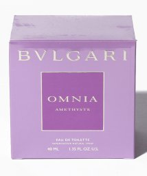 Fragrance Collection/【BVLGARI】オムニア アメジスト オードトワレ 40mL/001976870