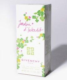 Fragrance Collection/【GIVENCHY】 ジャルダンダンテルディ オードトワレ 50mL/001976872