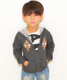 ANAP KIDS/mimpiお揃いオルテガ刺繍パーカー/001979708
