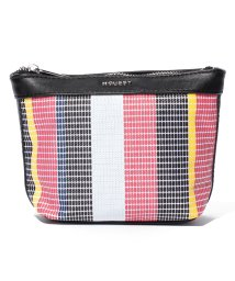 MOUSSY/【MOUSSY】Color Stripe ポーチ/001980695