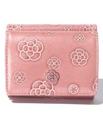 CLATHAS/アルゴ 3つ折りミニ財布/001983510