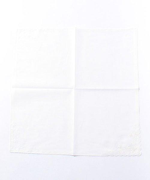 form forma(フォルムフォルマ)/刺繍ハンカチ/5664301
