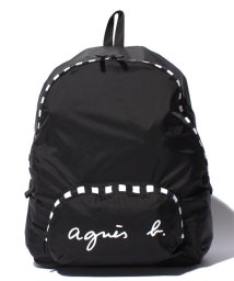 agnes b. Voyage/HS09‐04 パッカブル バックパック/リュック/002000224
