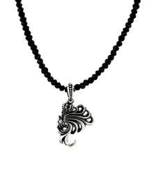 LION HEART/LH HOWL‐04N13HL02‐ブラックスピネルネックレス/002001118