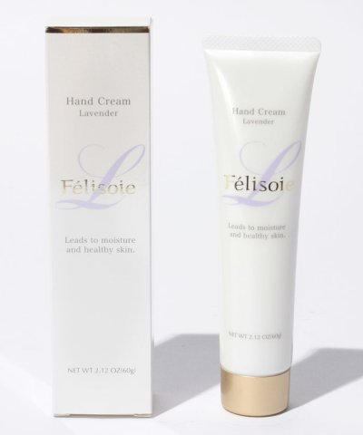 Felisoie HandCream <Lavender>