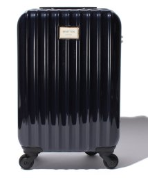 BENETTON (UNITED COLORS OF BENETTON)/静走ラインキャリーバッグ・スーツケース(S)機内持込可 容量約29L 静音/002017201