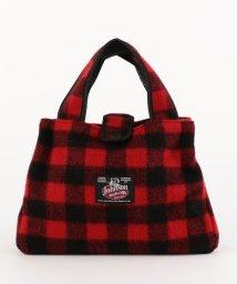 SHIPS KIDS/JOHNSON WOOLEN MILLS:BITTY BAG(RED)/002029910