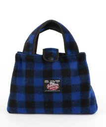SHIPS KIDS/JOHNSON WOOLEN MILLS:BITTY BAG(BLUE)/002029911