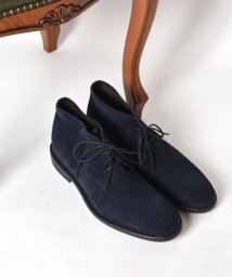 SHIPS MEN/Made in Italy: スエード チャッカブーツ□/002040127