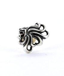 LION HEART/LH HOWL‐04E010SVA99‐HOWL/Silver ピアス/002027640