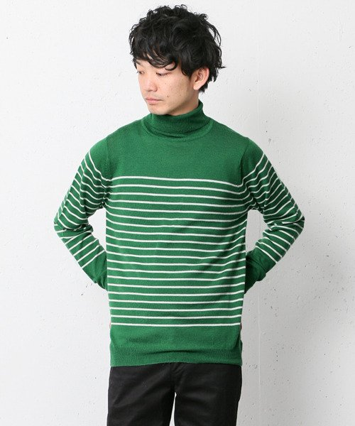 URBAN RESEARCH OUTLET(アーバンリサーチ アウトレット)/【DOORS】WashableWoolTurtleKnit/DR5212N005