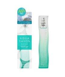 Fragrance Collection/【AQUA SAVON】アクア シャボン エメラルドソープの香りオードトワレ80mL/002030645